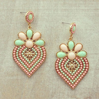 Pree Brulee - Afternoon Tea Earrings