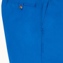 Royal Blue Super 130 English Gabardine Trousers / Clay Tompkins Menswear