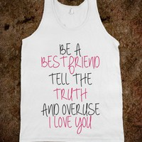 C - Be a Bestfriend
