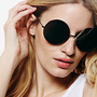 Free People Goodnight Moon Sunglasses