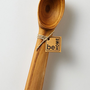 Teakwood Ice Cream Scoop