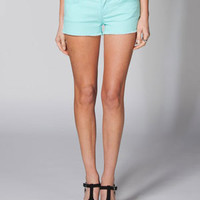 ROXY Carnival Womens Denim Cutoff Shorts