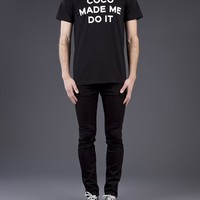 Ssur - Ssur 'Coco Made Me Do It' T-Shirt - American Rag Online Store