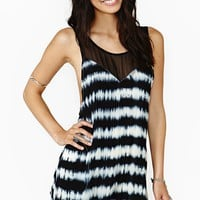 Shadow Trip Romper