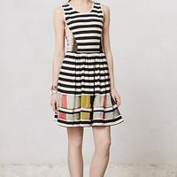 Modern Composition Dress