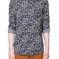 PRINTED VOILE SHIRT - Casual - Shirts - Man - ZARA United States
