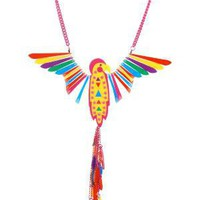 'Lizzie Redbone' Necklace | Tatty Devine for Mrs Jones