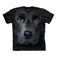 Big Face Labrador T-Shirt at Firebox.com