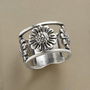 TOURNESOL RING         -                  Band         -                  Rings         -                  Jewelry                       | Robert Redford's Sundance Catalog