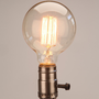 Globe Electric 60Watt Quad Loop Light Bulb