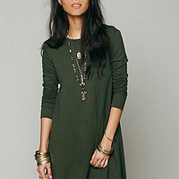 Free People  Beatnik Tunic at Free People Clothing Boutique