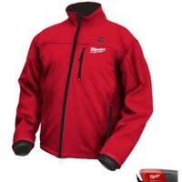 Milwaukee 2330-2X M12 12-Volt XX-Large Heated Jacket:Amazon:Home Improvement