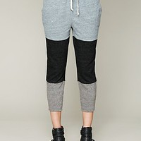 Free People Colorblocked Wing Pant