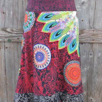 Desigual Fionna Skirt at OurChoix.com, Boho Clothing