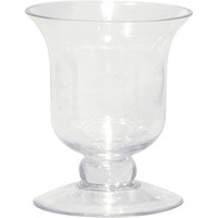 Walmart: Better Homes and Gardens Glass Votive Candleholder - Set of 4