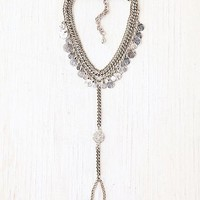 Free People Metal Chain Foot Jewelry