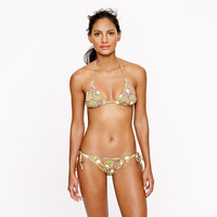 Ratti electric kiwi string top - swim - Women - J.Crew