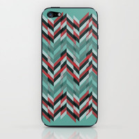 Factor iPhone & iPod Skin by gabi press