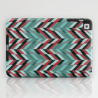 Factor iPad Case by gabi press