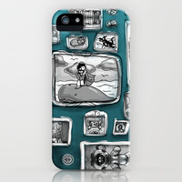 Forever Ancient Moment Immediately Later Yesterday iPhone & iPod Case by Ben Geiger