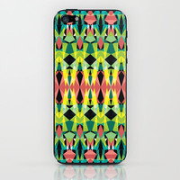 T visions iPhone & iPod Skin by Akwaflorell