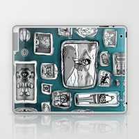 Forever Ancient Moment Immediately Later Yesterday Laptop & iPad Skin by Ben Geiger