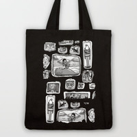 Forever Ancient Moment Immediately Later Yesterday Tote Bag by Ben Geiger