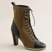 Eliza lace-up boots