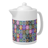 Bright Multicolored Patchwork Pattern from Zazzle.com