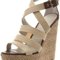 Nine West Women's Braxton Wedge Sandal