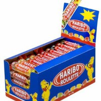Haribo Roulettes, 36-Count Box:Amazon:Grocery & Gourmet Food