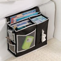 6 Pocket Bedside Storage Mattress Book Remote Caddy:Amazon:Home & Kitchen