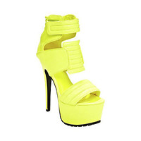 Steve Madden - DUBSTEP YELLOW