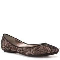 SM Women&#x27;s Heaven Lace Flat Prom Women&#x27;s Shoes - DSW