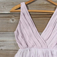 Drizzling Mist Dress in Dusty Lavender, Sweet Women's Party & Bridesmaid Dresses