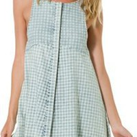 SOMEDAY'S LOVIN' SUN BLEACHED CHAMBRAY DRESS | Swell.com