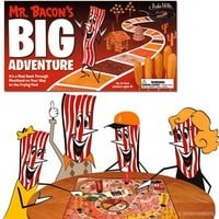 Mr. Bacon's Big Adventure Board Game - Whimsical & Unique Gift Ideas for the Coolest Gift Givers