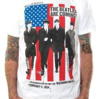 The Beatles, T-Shirt, The Beatles Are Coming