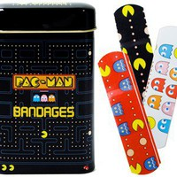 Pac-Man Bandages - Whimsical & Unique Gift Ideas for the Coolest Gift Givers