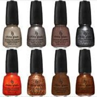 China Glaze Hunger Games 2012 New Nail Polish Lacquer Collection: Beauty