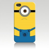 New Items Despicable Me 2 iPhone 5 Classic Hardshell Case Color Black (PC+Silicone): Amazon.co.uk: Electronics