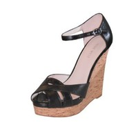 Nine West Women Lolitao Fashion Cork Wedge Sandals:Amazon:Shoes