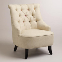 Cute-as-a-Button Erin Chair | World Market