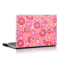 Laptop Skin - Grapefruit by Brooke Boothe