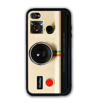 Vintage Polaroid Camera iPhone Case - Rubber Silicone iPhone 4 / 4s Case