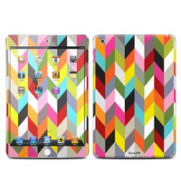 Apple iPad Mini Skin - Ziggy Condensed by French Bull