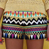 Shake Things Up in Sassy Summer Shorts