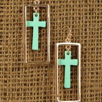 House Of Faith Earrings