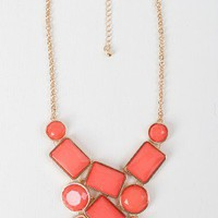 Pash Damsel Necklace