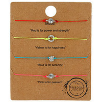 Mood Bracelet Pack - Bracelets - Jewelry  - Bags & Accessories